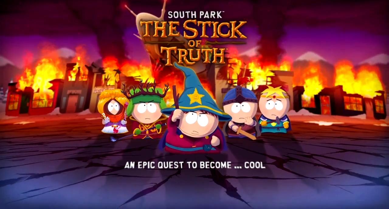 recap south park stick of truth panel at san diego comic