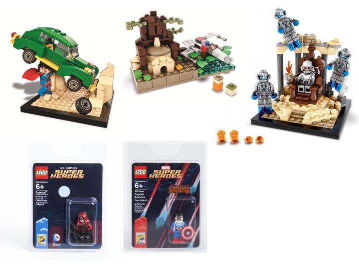 Legosdcc
